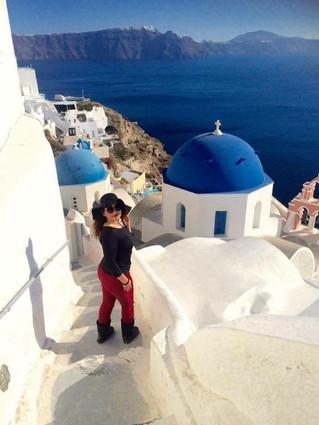 Mis viajes azules y la psicología de los colores
