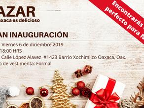 Bazar Oaxaca es delicioso  Edición navideña
