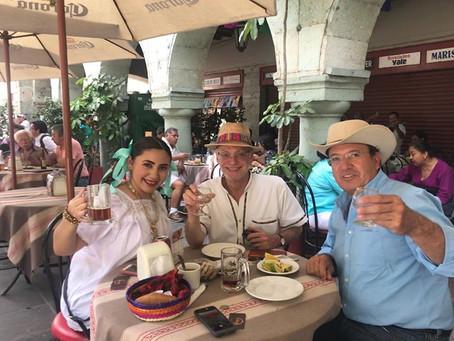 ¿Qué compran los turistas en Oaxaca?