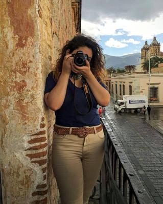 Pisando la hermosa tierra mexicana