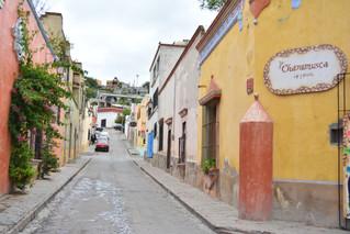 Coloreando los rincones de México