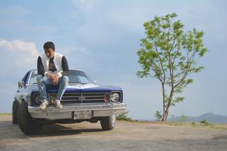 Lovely car, lovely life