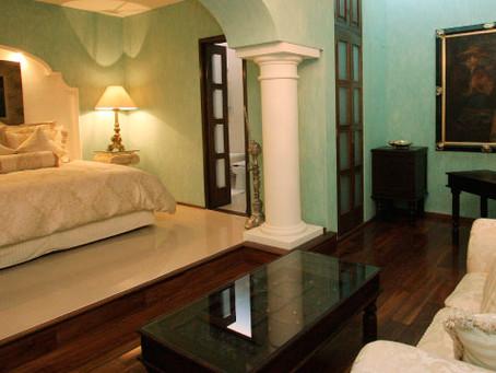 Hotel de lujo en el corazón de Oaxaca - Palacio Borghese