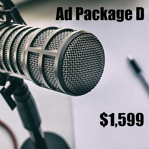 Ad Package D