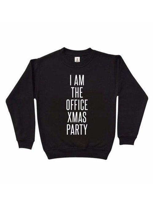 I Am The Office Xmas Party