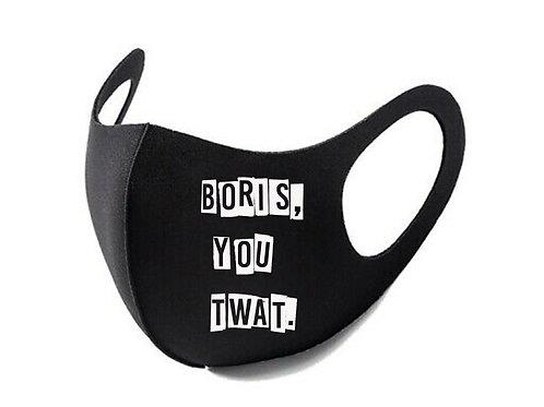 Boris, You Tw*t.