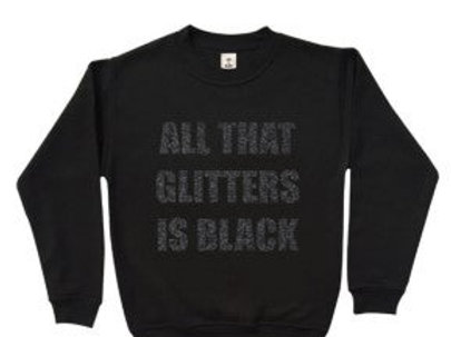 All That Glitters Is Black