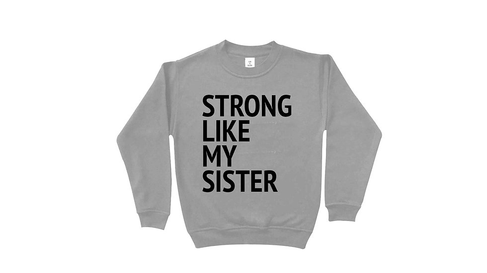 Strong Like My Sister