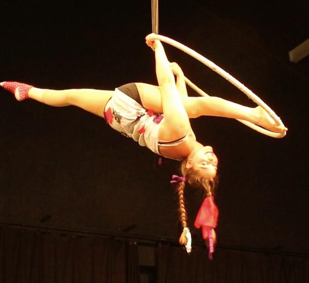 Pokya Entertainment Aerial act