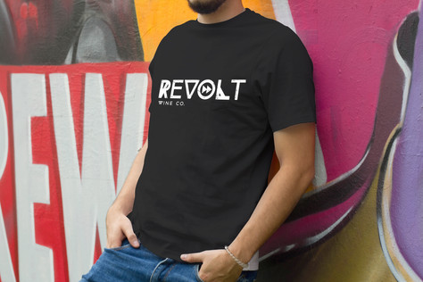 REVOLT WINE CO. // Merch