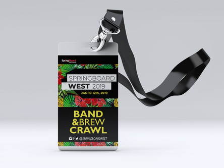 SPRINGBOARD WEST // Event Strategies
