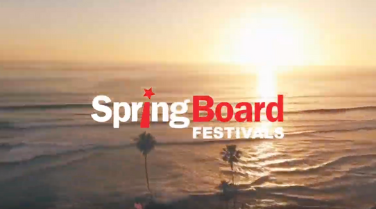 SPRINGBOARD FESTIVALS // Video