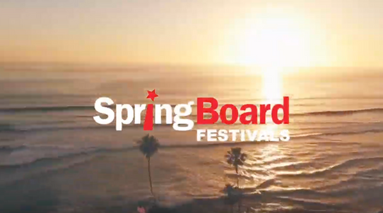 SPRINGBOARD FESTIVALS // Video