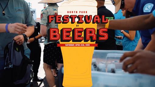 NORTH PARK BEER FESTIVAL // Video