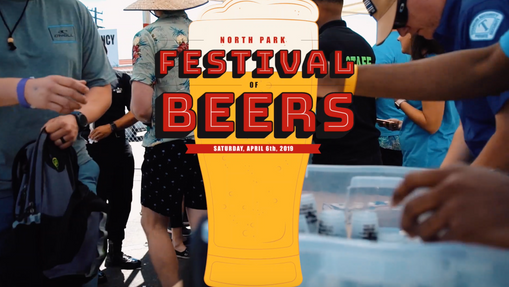 NORTH PARK BEER FESTIVAL // Video