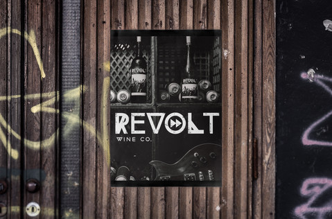 REVOLT WINE CO. // Marketing Strategies