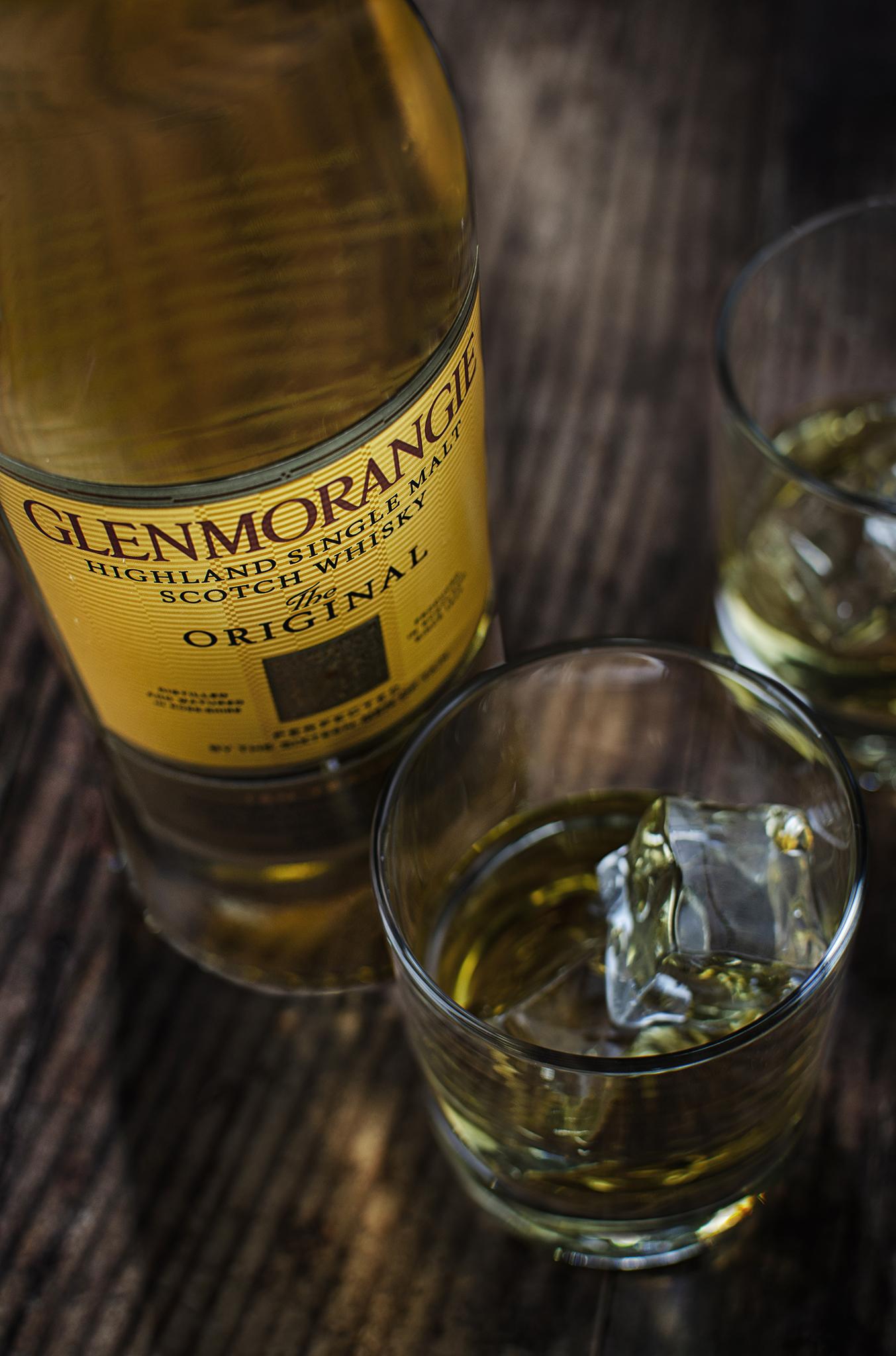Glenmorangie Whisky - Product Photograph