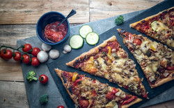 Pizza Food Photography