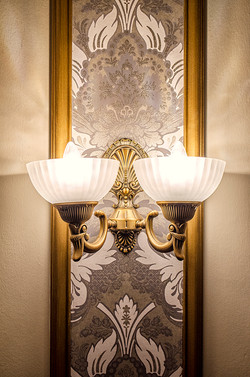 Residential Photography - Lighting Fixtu