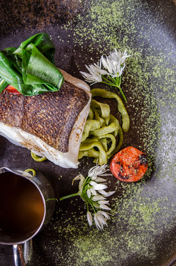Fine Dining Food Photography