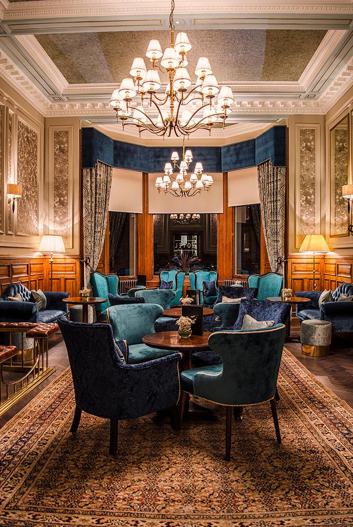 Hotel Interior - Hospitality Industry