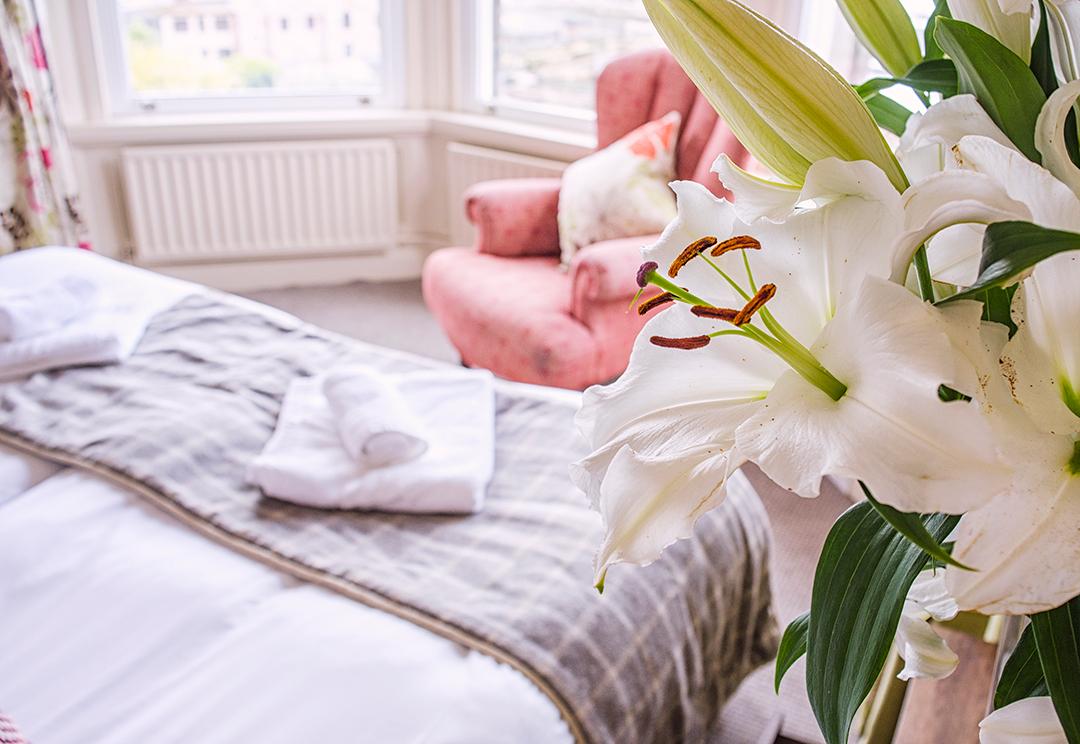 Hotel Photography - Bedroom
