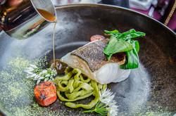 Fine Dining Restaurant Photography
