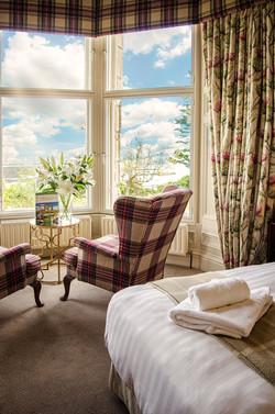 Bedroom Hotel Photography
