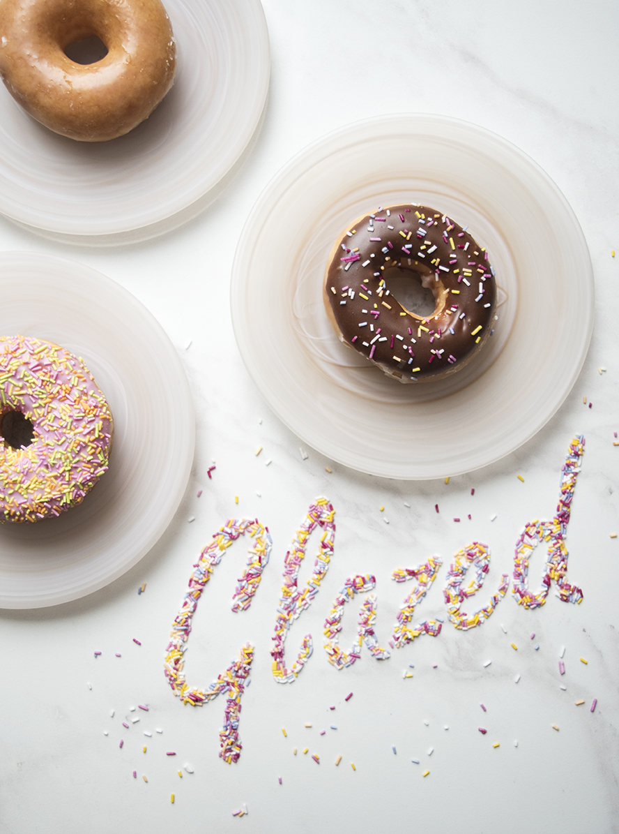 Donut Food Photography