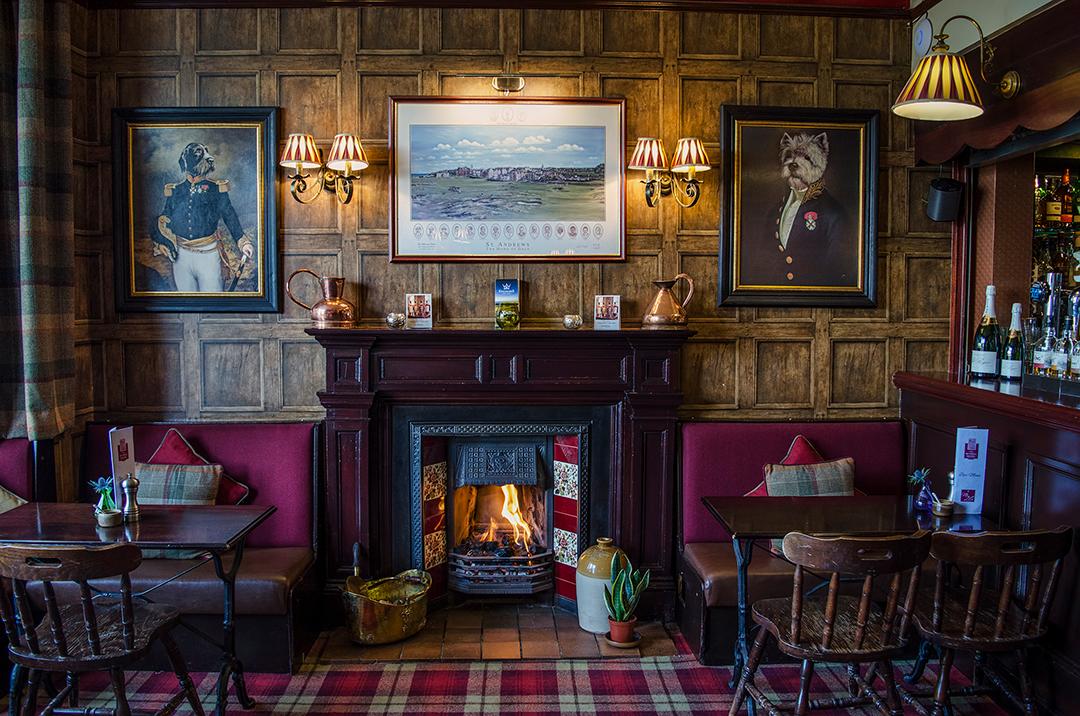 Hotel Photography - Lounge