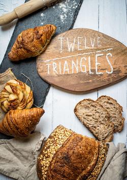 12 Triangles Bakery