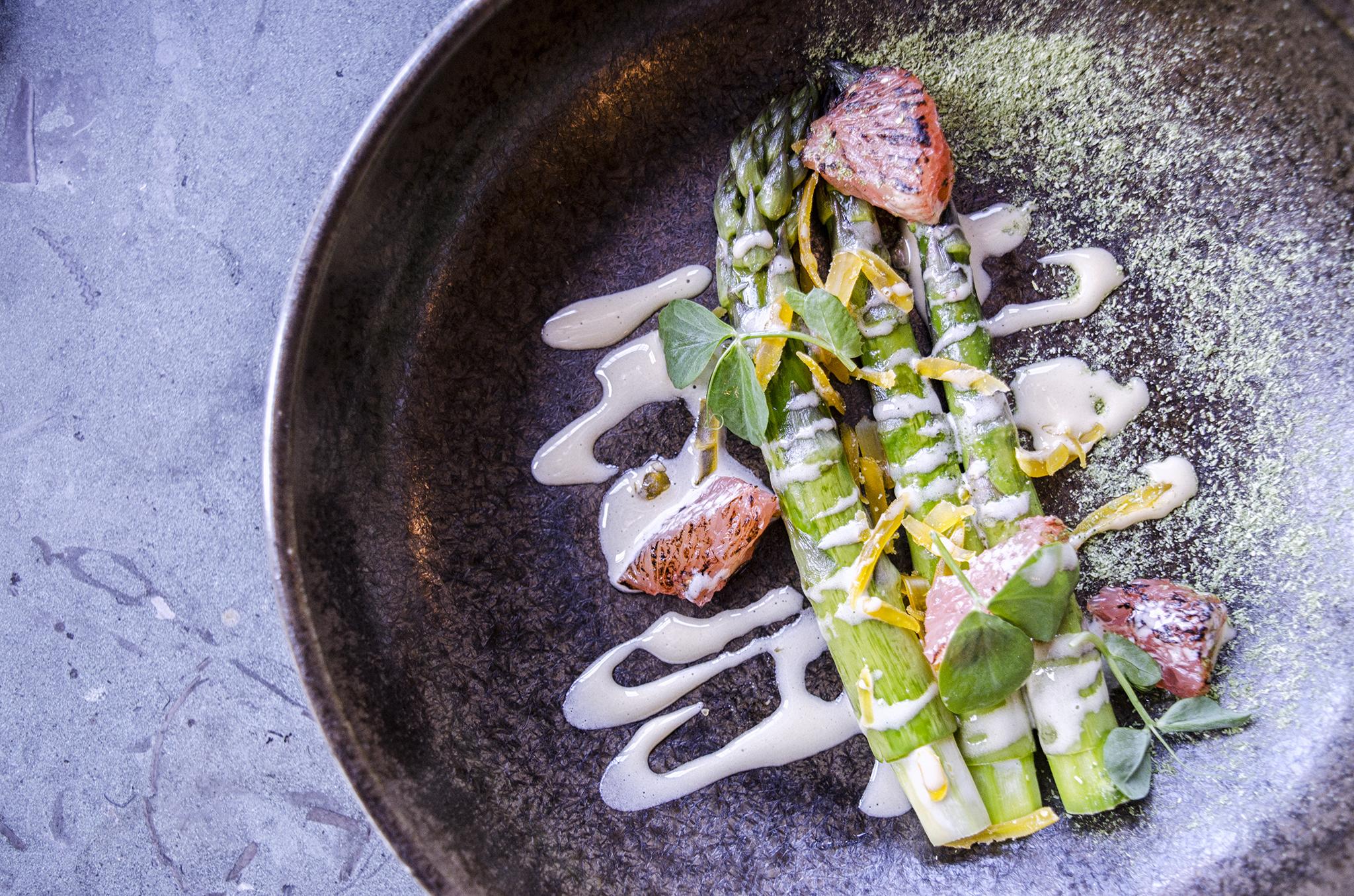 Asparagus Food Photography