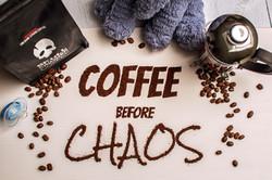 Coffee Typography Creative Photography