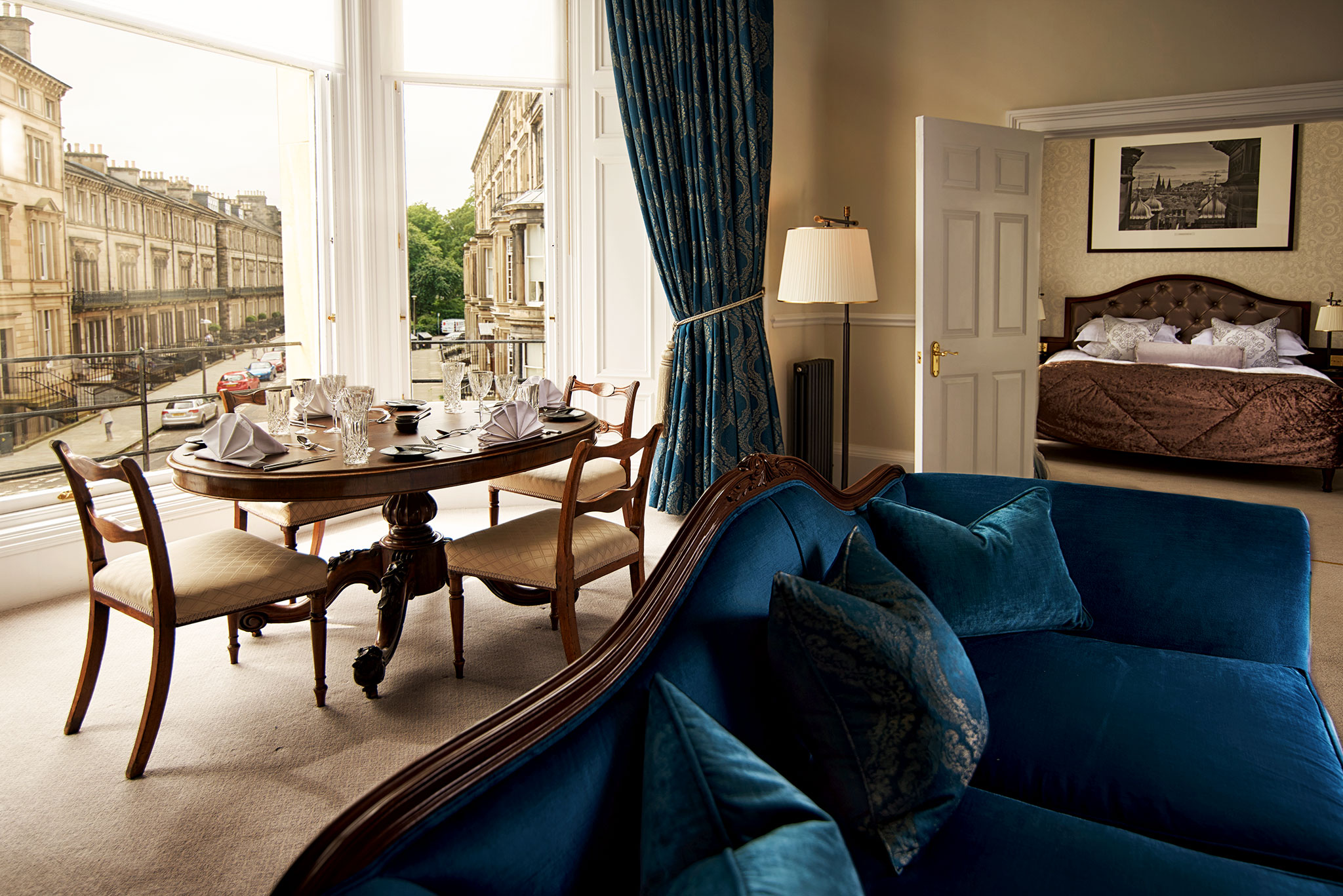 Hotel Suite - Luxury Accommodation