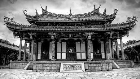 Confucius Temple, Taipei, Taiwan - www.l