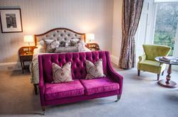 Hotel Bedroom - Property Photographer
