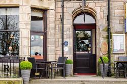 External Imagery - Hotel Entrance