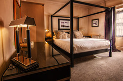 Hotel Bedroom Photography
