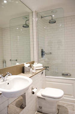 Property Photography - Bathroom with Sho