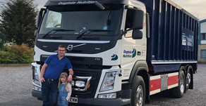 Craig's Clitheroe Truck Run for the NHS raises over £4,000 🚛🌈💙