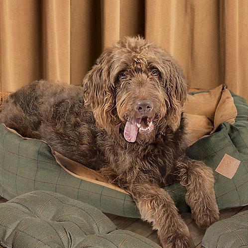 Danish Design Tweed Dog Bed