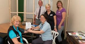 Supporting Field Nurse on Mental Health Awareness Week...