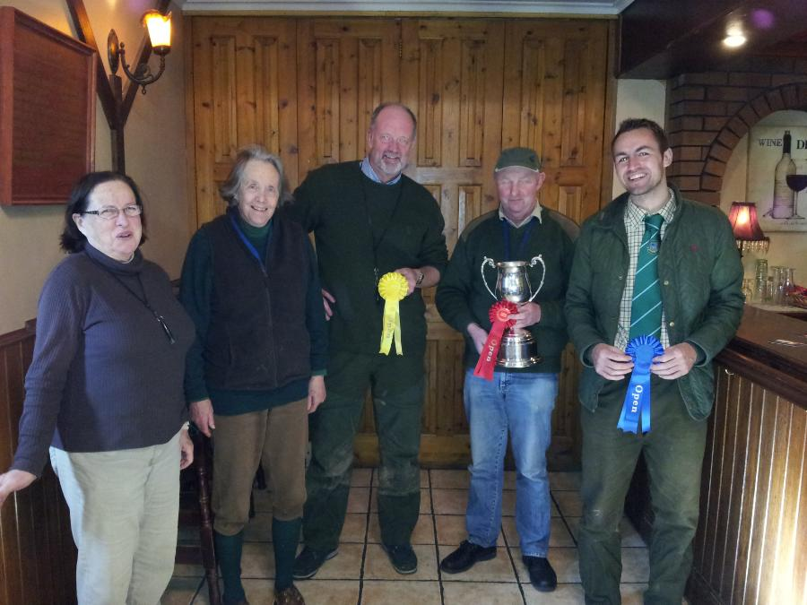 2nd Place - Gundogs