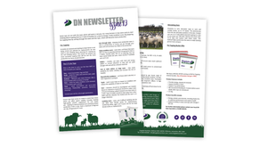 DN Newsletter for Farmers; Issue 12