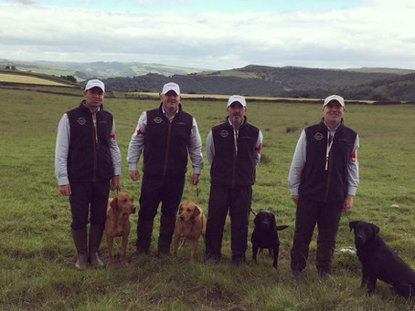 Team Ireland successfully defend their title at Chatsworth...