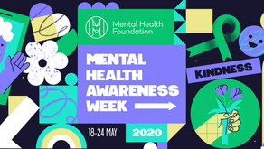 Our KINDNESS top tips; Mental Health Awareness Week