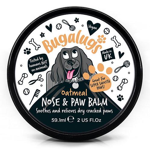 Bugalugs Oatmeal Paw & Nose Balm