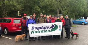 The DN Team take on the Yorkshire 3 Peaks in aid of Field Nurse...