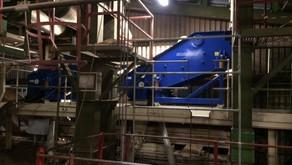Maintenance Work At Bellman Mill