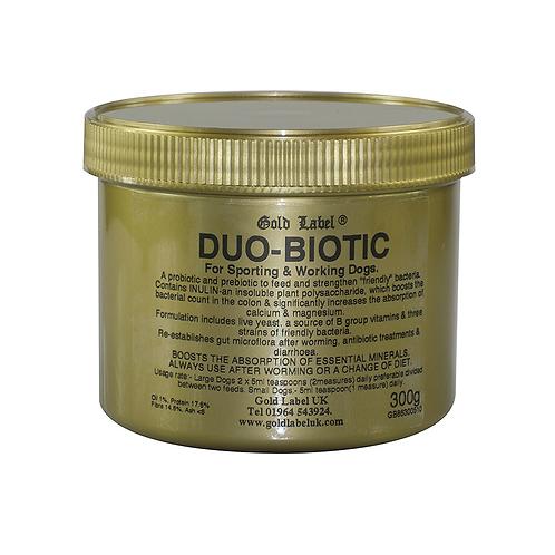 Gold Label Canine Duo-Biotic